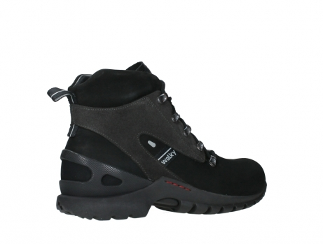 wolky lace up boots 06505 traction 16000 black nubuck_23