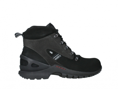 wolky lace up boots 06505 traction 16000 black nubuck_24