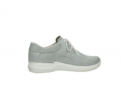 wolky lace up shoes 06603 wasco 11206 light grey nubuck_12