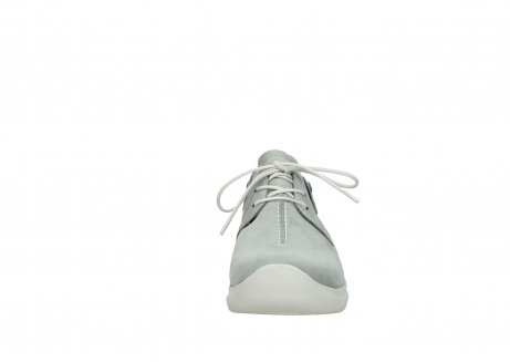wolky lace up shoes 06603 wasco 11206 light grey nubuck_19