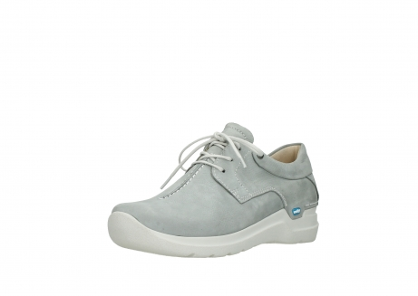 wolky lace up shoes 06603 wasco 11206 light grey nubuck_22