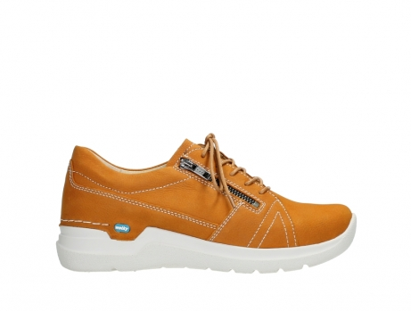 wolky lace up shoes 06609 feltwell 11920 ocher nubuck_1
