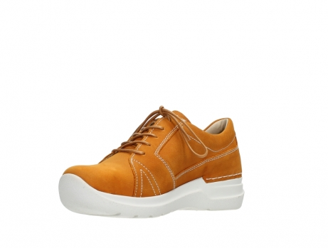 wolky lace up shoes 06609 feltwell 11920 ocher nubuck_10