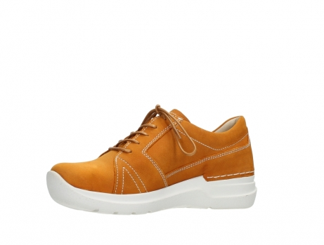 wolky lace up shoes 06609 feltwell 11920 ocher nubuck_11