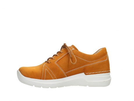 wolky lace up shoes 06609 feltwell 11920 ocher nubuck_12