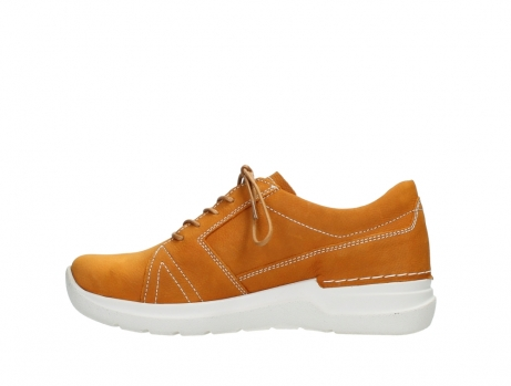 wolky lace up shoes 06609 feltwell 11920 ocher nubuck_13