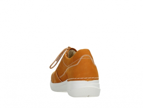 wolky lace up shoes 06609 feltwell 11920 ocher nubuck_18
