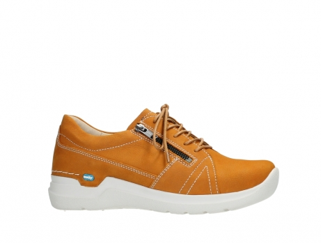 wolky lace up shoes 06609 feltwell 11920 ocher nubuck_2