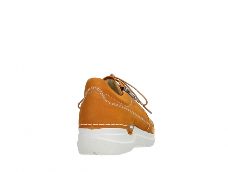 wolky lace up shoes 06609 feltwell 11920 ocher nubuck_20