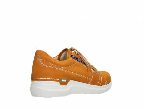 wolky lace up shoes 06609 feltwell 11920 ocher nubuck_22