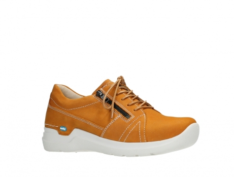 wolky lace up shoes 06609 feltwell 11920 ocher nubuck_3