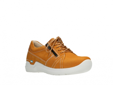 wolky lace up shoes 06609 feltwell 11920 ocher nubuck_4