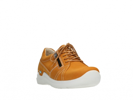 wolky lace up shoes 06609 feltwell 11920 ocher nubuck_5