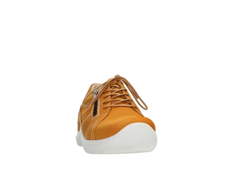 wolky lace up shoes 06609 feltwell 11920 ocher nubuck_6