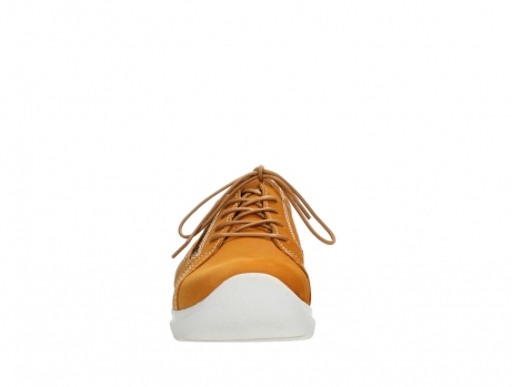 wolky lace up shoes 06609 feltwell 11920 ocher nubuck_7