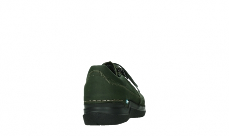 wolky lace up shoes 06609 feltwell 12735 forest green nubuck_20