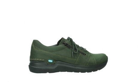 wolky lace up shoes 06609 feltwell 12735 forest green nubuck_24