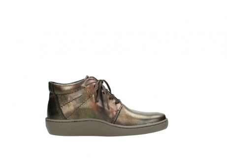 wolky lace up shoes 08126 babylon 90320 bronze metallic leather_13