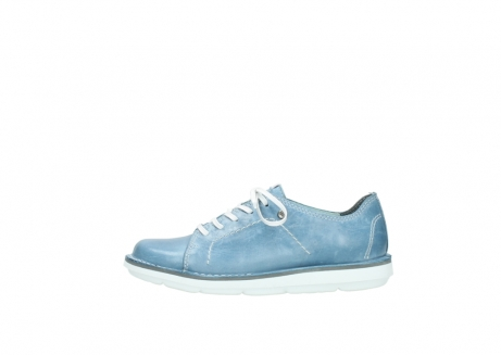 wolky lace up shoes 08475 coal 30820 denim leather_1