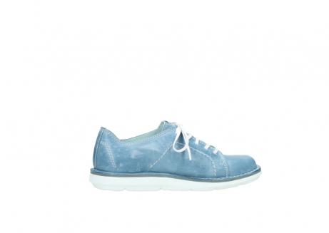 wolky lace up shoes 08475 coal 30820 denim leather_12
