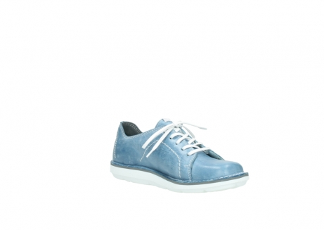 wolky lace up shoes 08475 coal 30820 denim leather_16