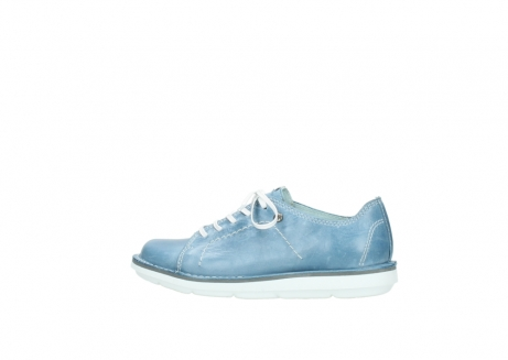 wolky lace up shoes 08475 coal 30820 denim leather_2