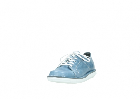 wolky lace up shoes 08475 coal 30820 denim leather_21
