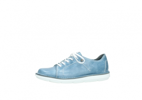 wolky lace up shoes 08475 coal 30820 denim leather_24