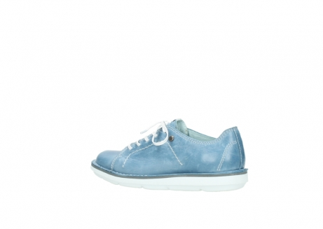 wolky lace up shoes 08475 coal 30820 denim leather_3