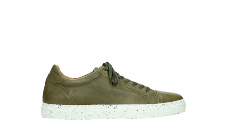 wolky lace up shoes 09483 forecheck 22375 khaki leather_1