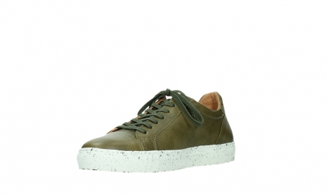 wolky lace up shoes 09483 forecheck 22375 khaki leather_10