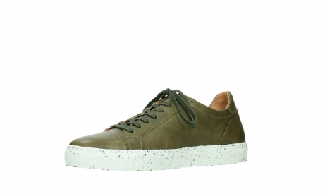 wolky lace up shoes 09483 forecheck 22375 khaki leather_11