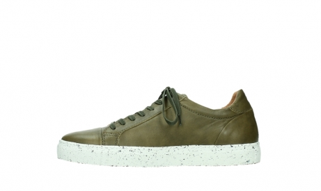 wolky lace up shoes 09483 forecheck 22375 khaki leather_13