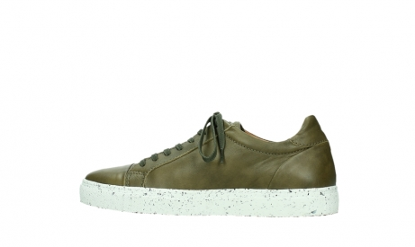 wolky lace up shoes 09483 forecheck 22375 khaki leather_14