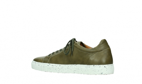 wolky lace up shoes 09483 forecheck 22375 khaki leather_15