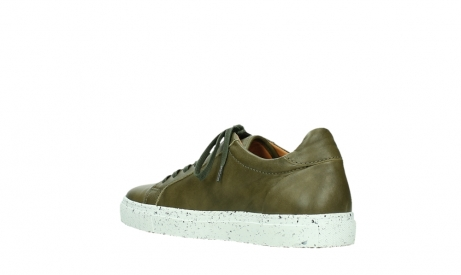 wolky lace up shoes 09483 forecheck 22375 khaki leather_16