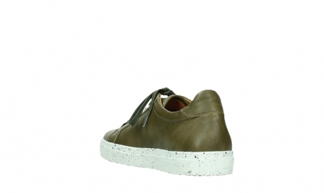 wolky lace up shoes 09483 forecheck 22375 khaki leather_17