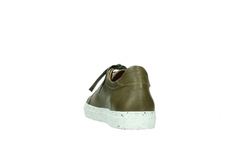 wolky lace up shoes 09483 forecheck 22375 khaki leather_18