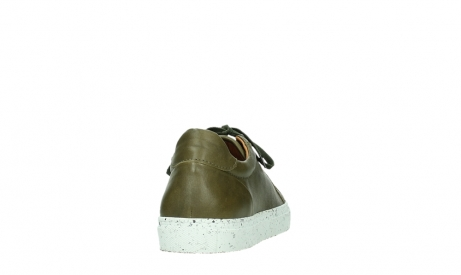wolky lace up shoes 09483 forecheck 22375 khaki leather_20