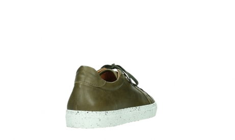 wolky lace up shoes 09483 forecheck 22375 khaki leather_21