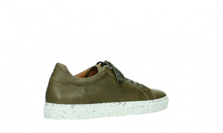 wolky lace up shoes 09483 forecheck 22375 khaki leather_23