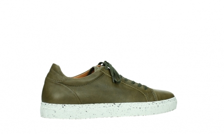 wolky lace up shoes 09483 forecheck 22375 khaki leather_24