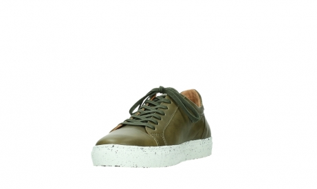 wolky lace up shoes 09483 forecheck 22375 khaki leather_9