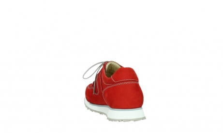 wolky walking shoes 05804 e walk 10570 red summer stretch nubuck_18