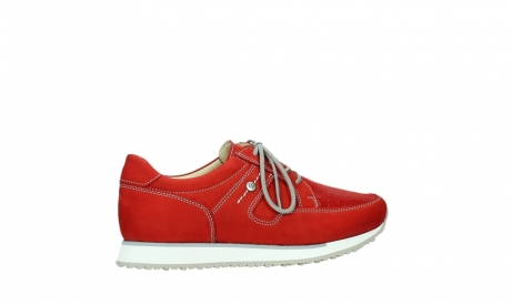 wolky walking shoes 05804 e walk 10570 red summer stretch nubuck_24