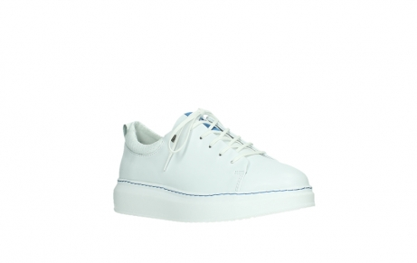 wolky lace up shoes 05875 move it 20100 white leather_4