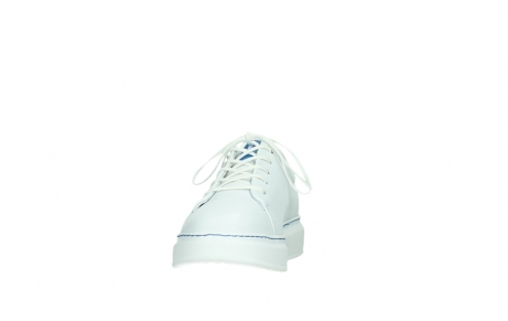 wolky lace up shoes 05875 move it 20100 white leather_8