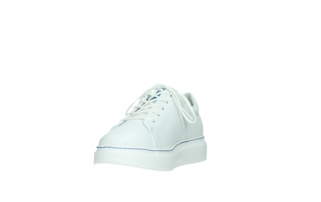 wolky lace up shoes 05875 move it 20100 white leather_9
