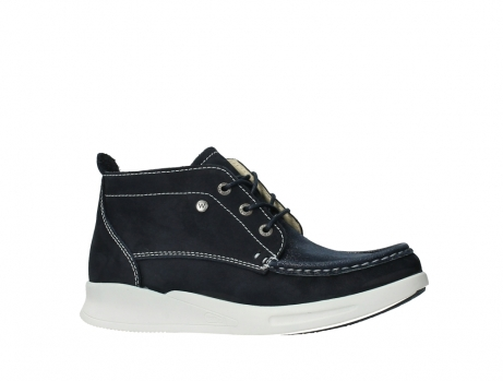 wolky lace up boots 05906 six 10870 blue nubuck_2